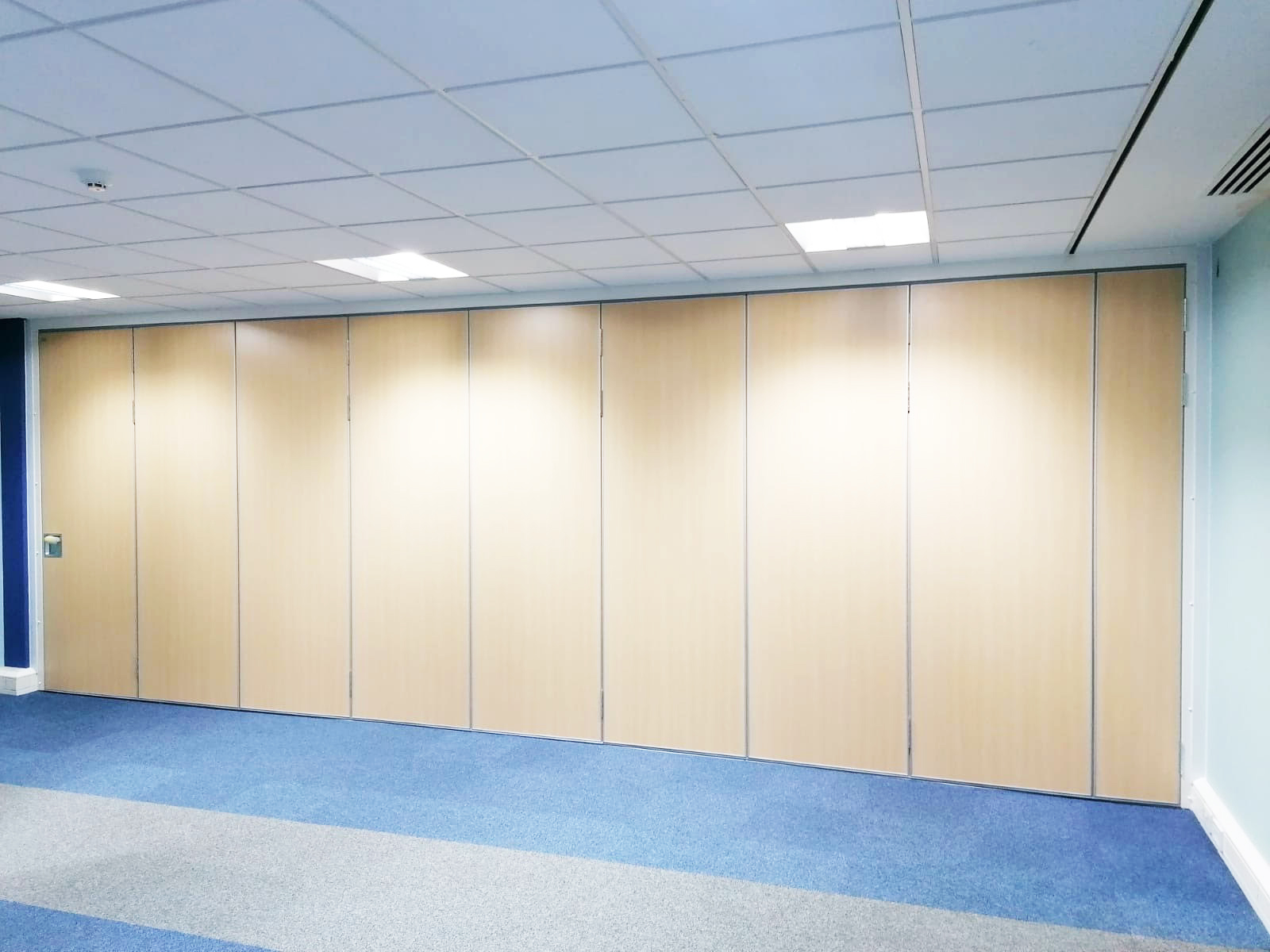 Sliding Folding Office Partitions, Installers
