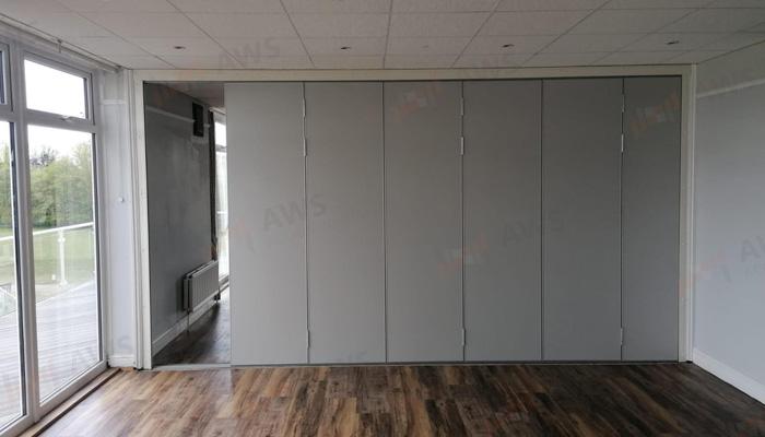 Folding Partitions, Acoustic Movable Walls Case Studies
